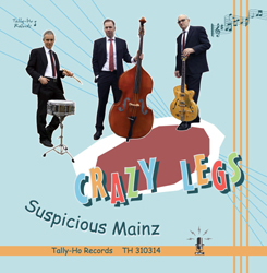 Crazy Legs, Suspicious Mainz, Tally-Ho Records, TH 310314